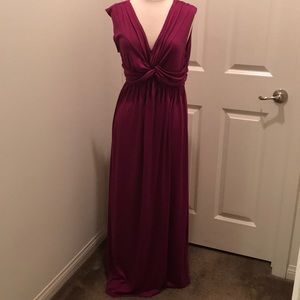 Faded Glory Maxi Dress Size Large